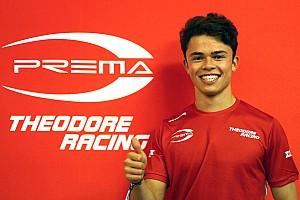 FIA F2 Breaking news McLaren's de Vries joins 2018 Prema F2 line-up
