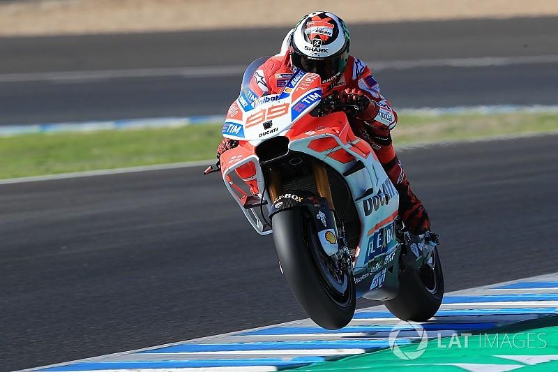 "Michele Pirro: ""Lorenzo fährt jetzt ganz anders"""