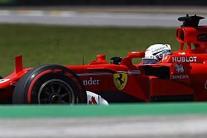 Formule 1 Réactions Vettel peine à imaginer Ferrari battre Mercedes