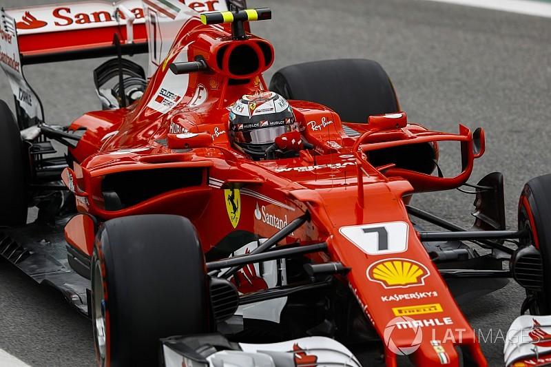 "Raikkonen: 2017 F1 season ""far from what I wanted"""