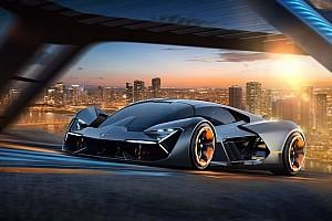 Суперкар третього тисячоліття від Lamborghini