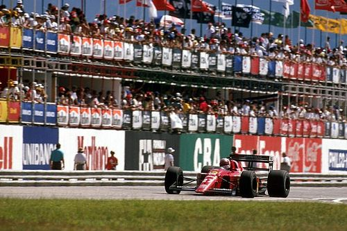 Rétro 1989 - Première victoire d'une boîte semi-automatique en F1