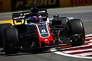 Formule 1 Grosjean salue la
