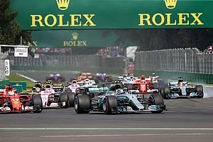 Formula 1 Special feature Mexican Grand Prix driver ratings