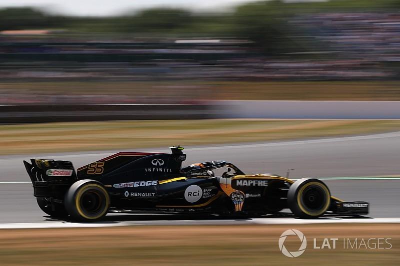 Renault: Bolhas na Áustria mudaram estratégia em Silverstone