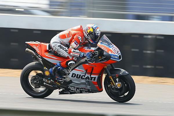 MotoGP Son dakika Dovizioso: GP17'ye dönmeyi hiç düşünmedim