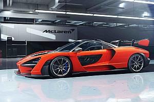 GALERIA: Veja todos os ângulos do novo McLaren Senna