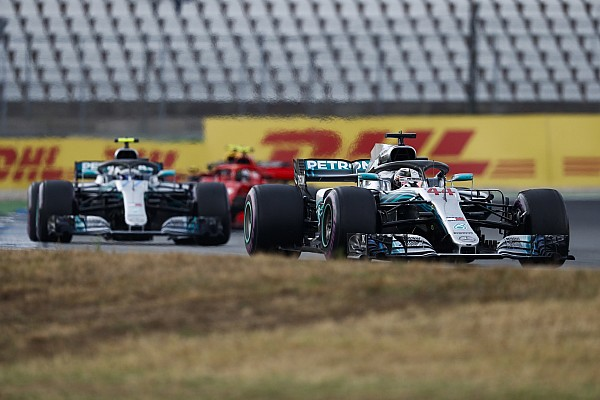 Formula 1 Breaking news Team orders would've applied with Bottas leading too - Mercedes