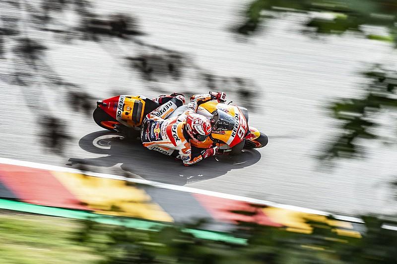 Mondiale Piloti MotoGP: Marquez porta il suo vantaggio su Rossi a +46 punti