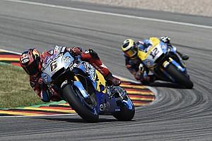 "MotoGP Breaking news Bradl too ""timid"" to score points on MotoGP return"