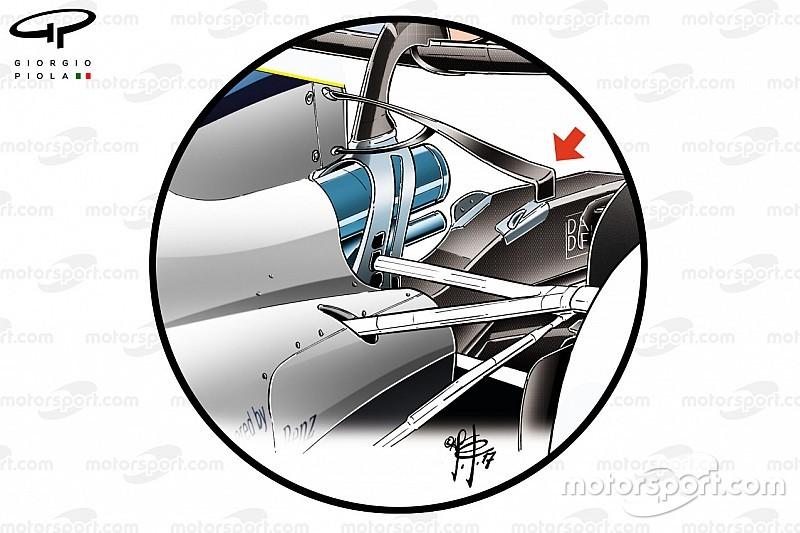 La razón por la cual las T-Wing podrían estar en los F1 de 2018