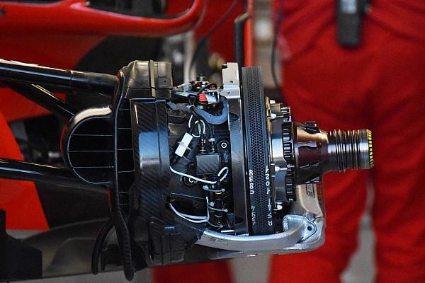 Формула 1 Избранное Гран При Австралии: шпионские фото технических новинок