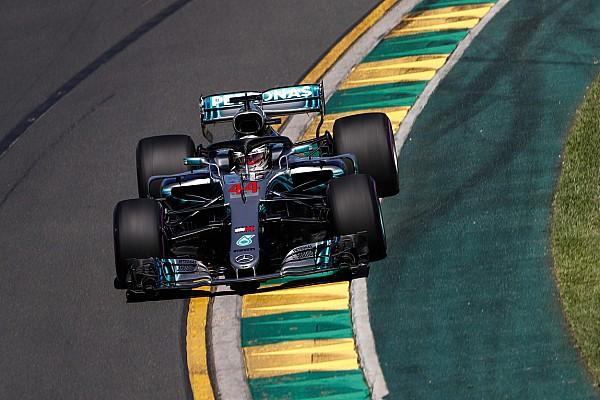 Formula 1 Prove libere Melbourne, Libere 2: Verstappen fra le Mercedes, Kimi è vicino