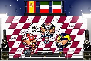 Vídeo: el GP de Qatar 2018 de MotoGP por MiniBikers