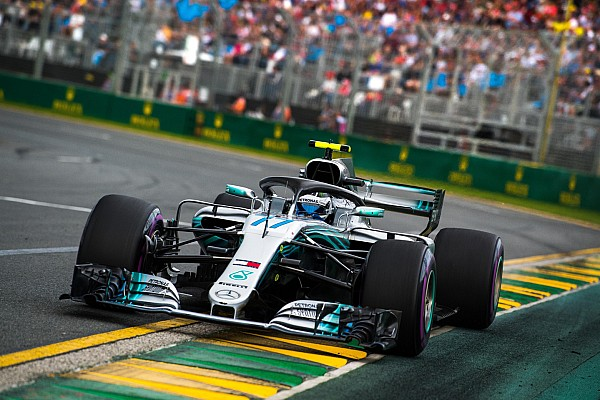 Formula 1 Breaking news Part changes put Bottas on penalty limit
