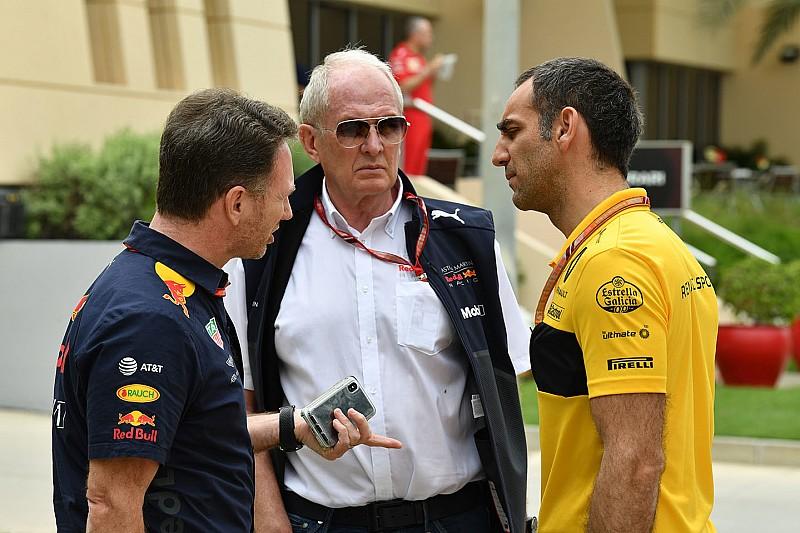 Renault попередила Red Bull щодо переходу на двигуни Honda