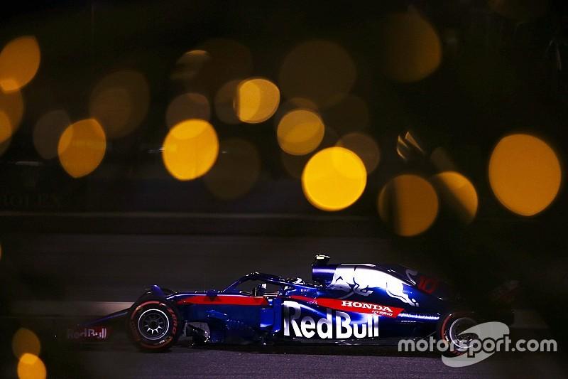 GALERÍA: Toro Rosso, su temporada 2018 en fotos
