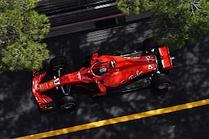 Fórmula 1 Noticias Ferrari cambió a su suspensión nueva en Mónaco