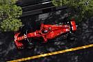 Fórmula 1 Ferrari cambió a su suspensión nueva en Mónaco