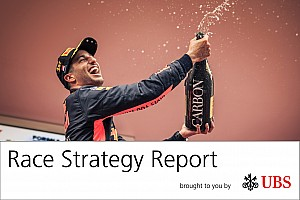 Formula 1 Analysis Strategy Report: Why Ricciardo's pursuers played it 'ultra' safe