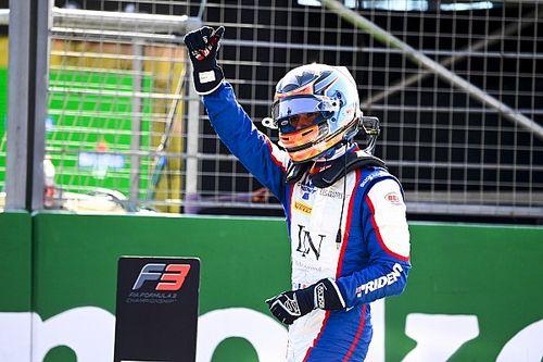 Doohan szerezte meg az F3-as szezon utolsó pole-ját, Tóth a 27.! - frissítve
