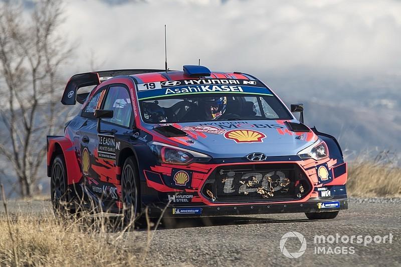 Monte-Carlo, PS4: Loeb fora ma vince la speciale, Neuville è il nuovo leader della gara!