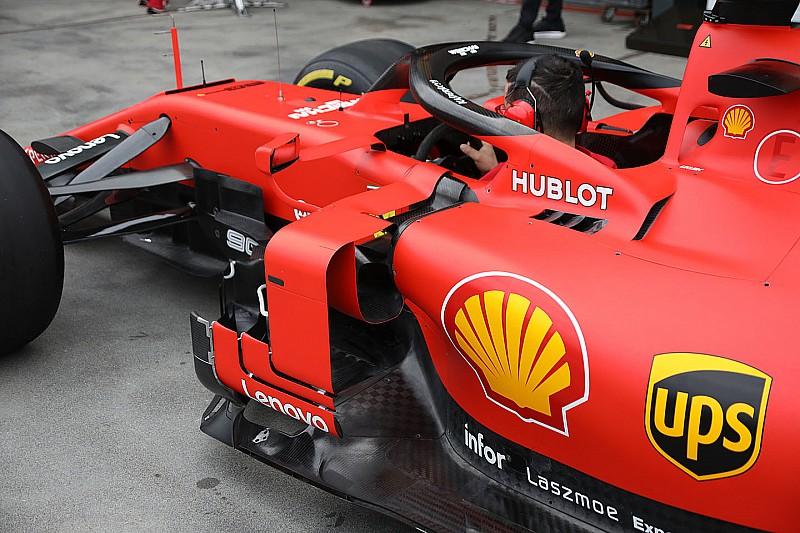 Giorgio Piola's top picks of Australian GP tech upgrades