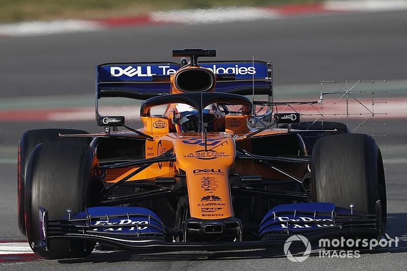 İkinci Barcelona testi 2. gün: Sainz sabah bölümünün lideri oldu, Vettel kaza yaptı