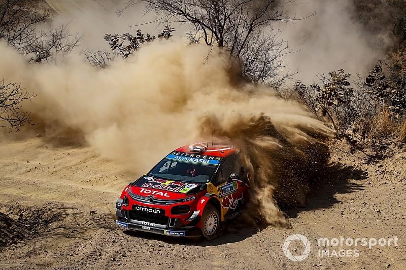 Accusée de manipulation, l'équipe Citroën se défend