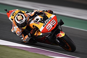 Lorenzo arriverà al GP d'Argentina