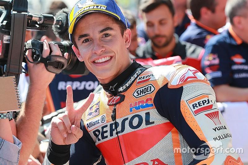 Austria MotoGP: Marquez beats Dovizioso to pole by 0.002s