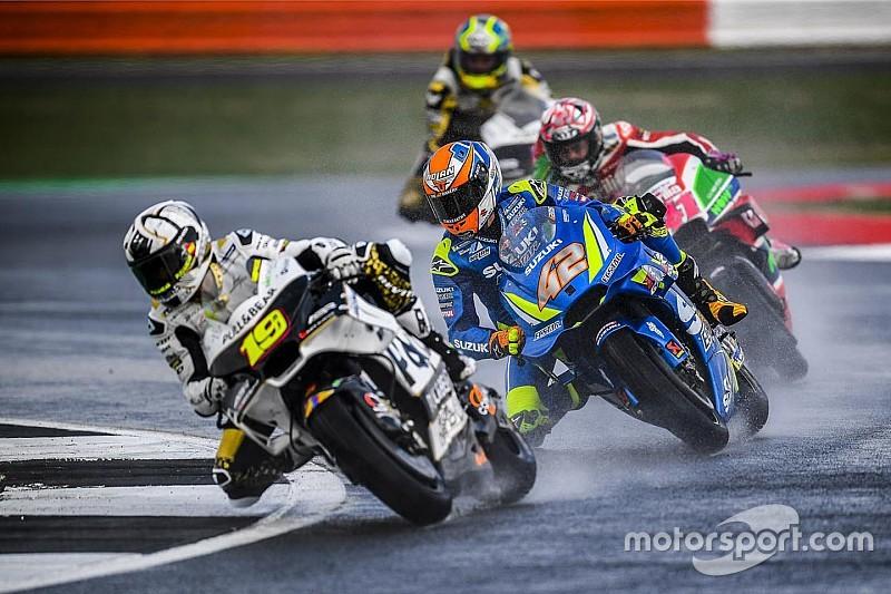 Aspal baru Silverstone penyebab batalnya MotoGP Inggris