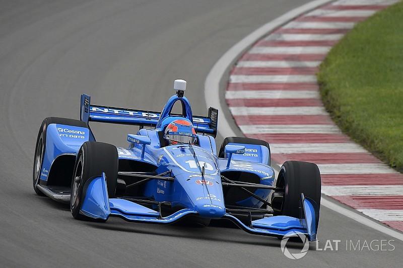 Ed Jones IndyCar'daki seçeneklerini değerlendiriyor