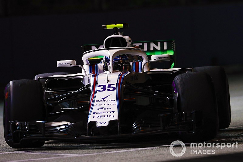 Driving Williams a matter of