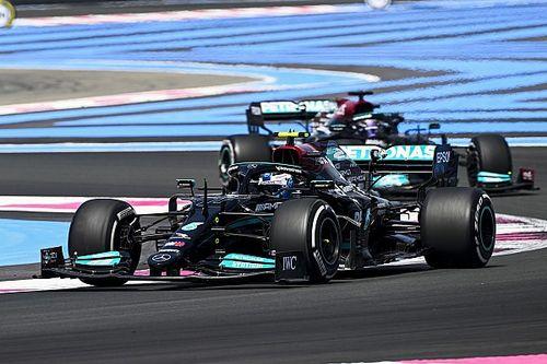 Cómo el cambio de chasis de Mercedes F1 disparó las teorías de la conspiración