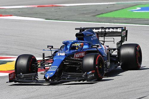 Alpine adaptará la dirección asistida de Alonso