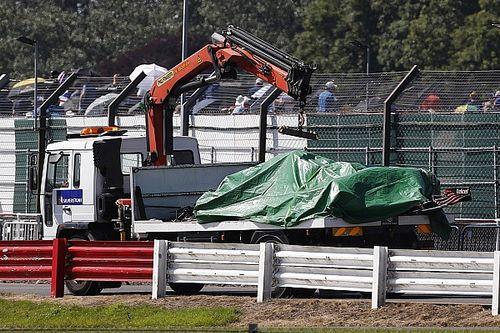 Horner elárulta, Marko jelentősen alábecsülte a Verstappen autójában keletkezett kárt
