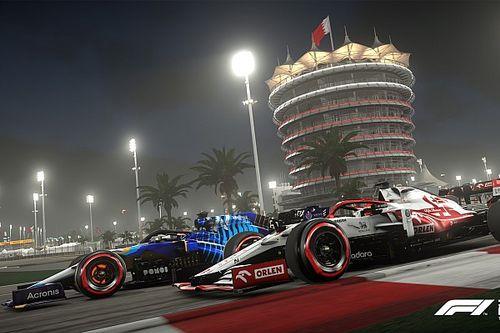 Nehéz versennyel indult az F1 virtuális szezonja Bereznay Dániel számára