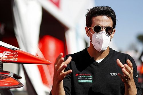 "Di Grassi: ""No reason"" for car to break down in Rome E-Prix"