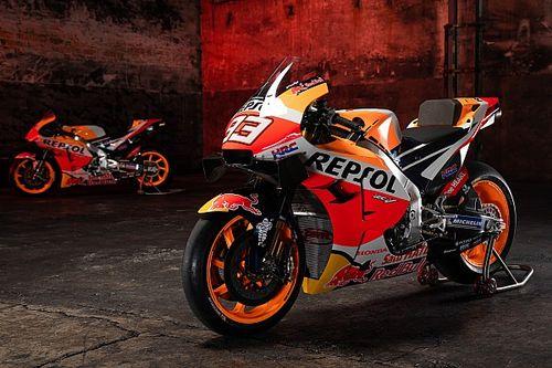 Galeri: 2021 Honda MotoGP lansmanı
