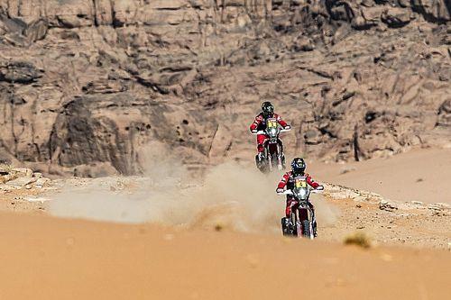 Honda Turunkan Duet Brabec-Cornejo di Reli Sonora