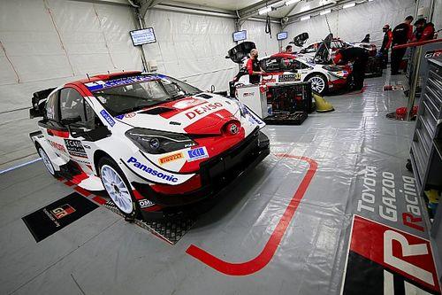 WRC: Toyota, ultimo joker di sviluppo per un nuovo motore