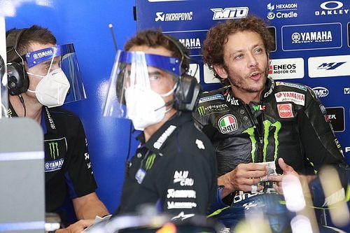 """Rossi n'a pas signé avec Petronas, mais c'est fait """"à 99%"""""""