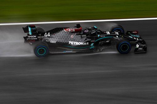"""Wolff esalta Hamilton: """"Sembrava provenire da un altro mondo"""""""