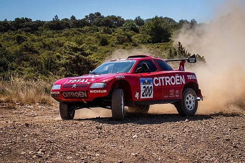Przymiarka do Dakar Classic