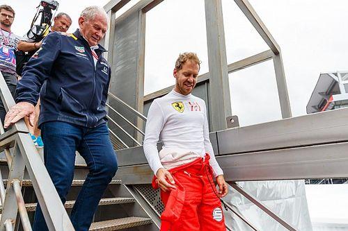 """Marko: """"Non c'è nessuna chance per Vettel in Red Bull"""""""