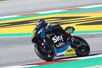 Barcelona Moto2: Marini beats Lowes to extend points lead