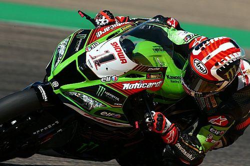 Aragon WSBK: Rea breaks lap record to claim pole