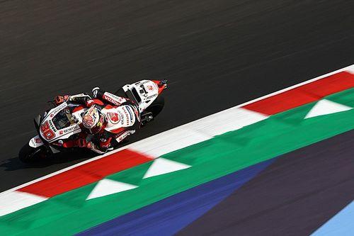 MotoGPエミリア・ロマーニャFP2:中上貴晶、2番手タイム! トップはKTMのビンダー