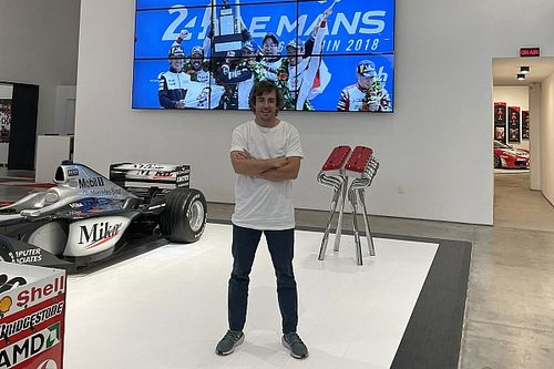 'A solas' con Fernando Alonso: F1 2022, DRS, los fans, WEC...